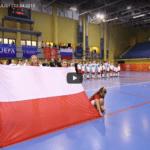 Futsal Kobiet Polska-Rosja  KULISY  13.04.2018 Gorzów