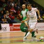 GI Malepszy Futsal Leszno – AZS UŚ Katowice skrót meczu 19-01-2020