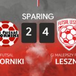 KS Futsal Oborniki – Gi Malepszy Futsal Leszno sparing