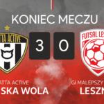 Gatta Zduńska Wola – GI Malepszy Futsal Leszno 1/16 PPwF na żywo od 18.00